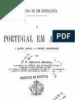 Portugal Em Africa - Oliveira Martins