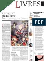 Supplément Le Monde des livres 2013.02.15