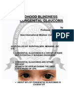 Childhood Blindness
