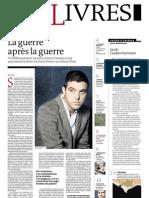 Supplément Le Monde des livres 2013.03.01