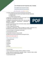 Técnico de Suporte em Infraestrutura de Transportes_Estradas