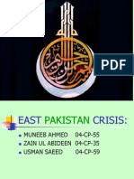 East Pakistan Crisis