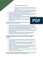 Actividades Que Promuevan El Desarrollo Equitativo y Ambiental