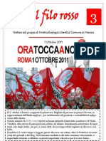 Il Filo Rosso 3 6-10-2011