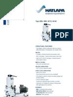 HATLAPA Compressor W Series W55 W80 W110 W140