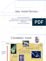 Rosenberg Circulatory Assist Devices(1)