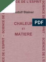 Rudolf Steiner - Chaleur et Matière - GA 321.pdf
