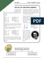 III Bim - 1er. año - Arit - Guía 6 - Sustracción en (Q)