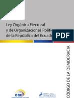 CÓDIGO DE LA DEMOCRACIA