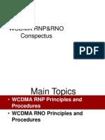 11 Wcdma Rnp&Rno Conspectus