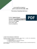Plan Inv IT Documentatie