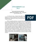 [AFR] Actualidad CAI 4 - Expo2005 Paraná