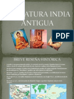 Literatura India Antigua