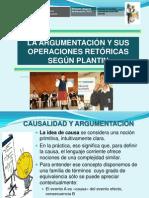 Operaciones Retoricas Plantin