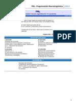 PNL lección 1 (LyM)