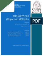 Analisis de Regresión Múltiple