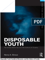 Disposable Youth