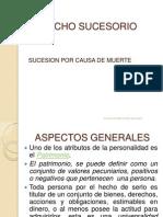 Derecho Sucesorio Presentacion Uees