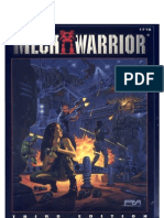 [1715] BattleTech - MechWarrior 3rd Edition
