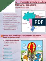 Formacao Territorial Brasileira