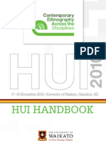 Cead Handbook Ethnography 2011