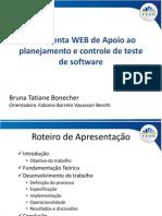 [Modelo] - Gerenciamento de Testes