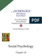 Chapter 18 Psychology
