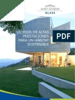 Catálogo Vidrios de Altas Prestaciones
