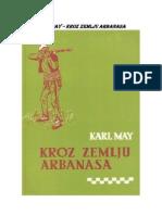 Karl May - Serijal Istok 5 - Kroz Zemlju Arbanasa