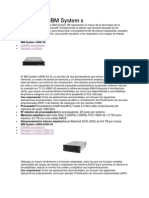 Servidores IBM System x
