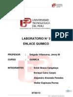 PRÁCTICA 3_ENLACE QUIMICO