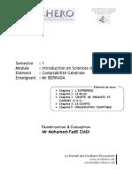Comptabilité générale - Bilan - CPC