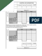 Modelo Reg. de calibración