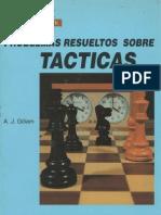 A. J. Gillam - Problemas Resueltos Sobre Tacticas[1]