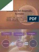 comienzodeldesarrollohumano-090930185027-phpapp02