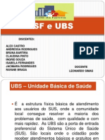 PSF e UBS-2