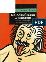 De Arquimedes a Einstein Los Diez Experimentos Mas Bellos de La Fisica