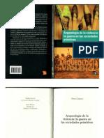 Arqueología de la violencia - Pierre Clastres
