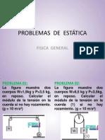 Problemas de Estatica b501