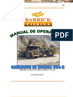 Manual Operacion Mantenimiento Cargador Frontal 994 Caterpillar