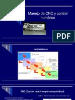 Manejo de CNC y control numérico
