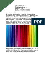 El Color Exp. Graf.