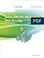 Learn ZWCAD Mechanical in a Day