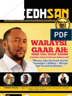 Weedhsan Issue 9 March-Apr 2013