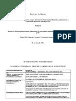 SECUENCIA DIDÁCTICA PROBLEMATIZADORA MATEMATICAS ACTIVIDAD 4