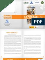 """Guía práctica """"Cómo exportar a Centroamérica y República Dominicana"""""""