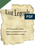 Lost Legends Reformulado CAPITULO I