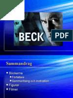 Berättelse om Martin Beck