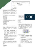 Ficha de trabajo nº1 metodo científico, propiedades y organizacion de sv y agua.doc