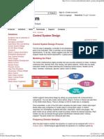 Control System Design _ VisSim